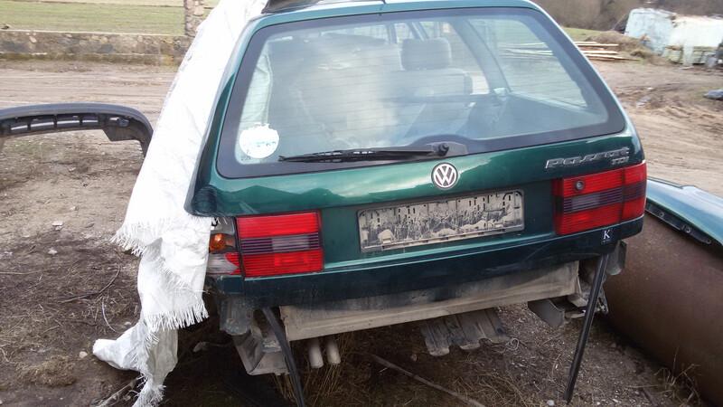 Volkswagen Passat B4 TDI 1996 m. dalys