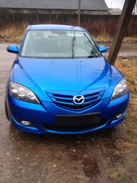 Mazda 3 I HDI 2006 y parts