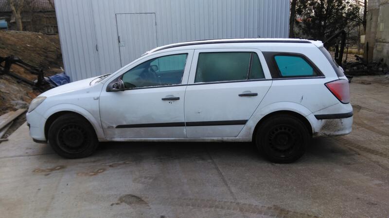 Opel Astra II 2006 y. parts