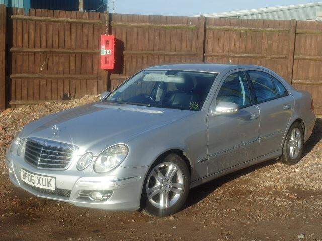 Mercedes-Benz E 220 W211 2007 m dalys