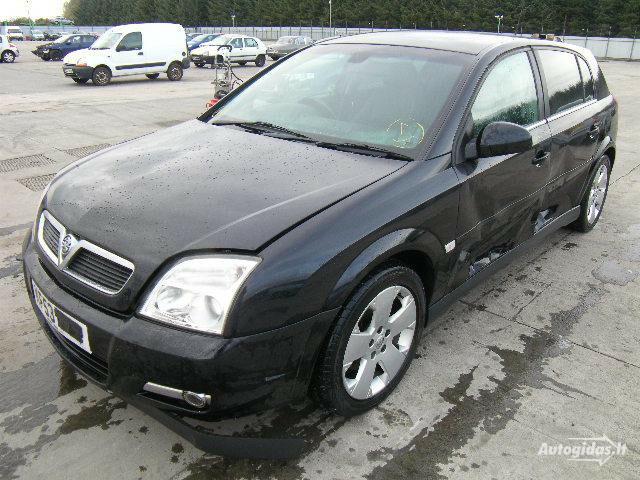 Opel Signum 2003 y parts