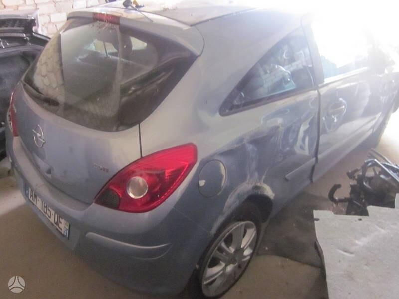 Opel 2007 y parts