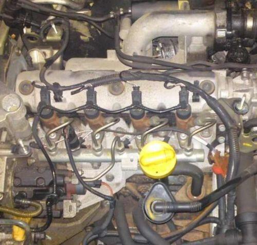 Opel Movano I 2003 m dalys