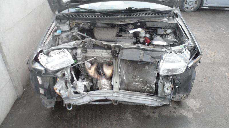Suzuki Ignis 2004 m dalys
