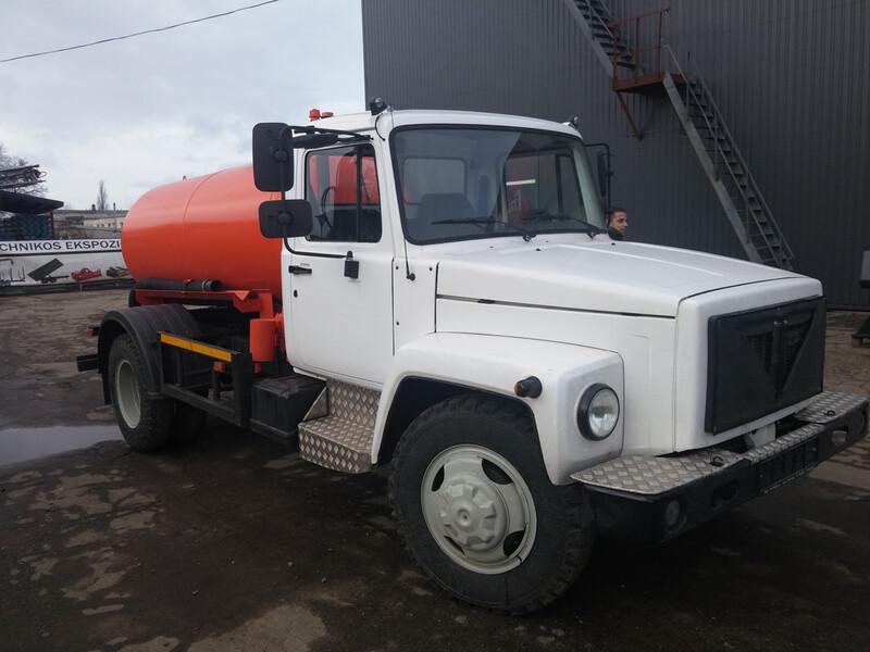 Tanker  Gaz 3307 KO-503B-2  2019 y