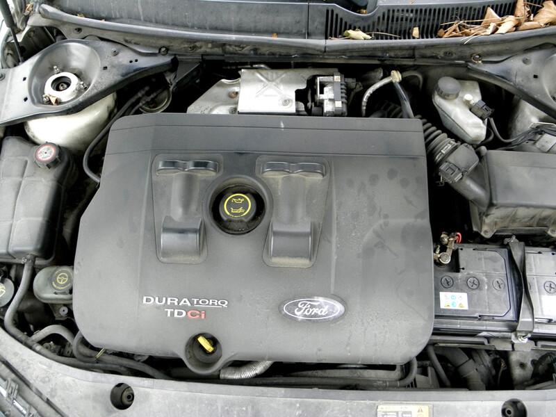 Ford Transit V (2000-2006)  2005 m dalys