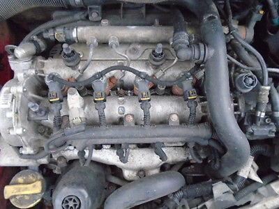 Fiat Doblo I 2007 г запчясти