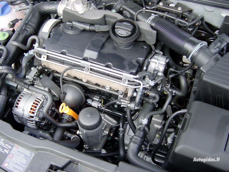 Volkswagen Golf IV 2001 m dalys