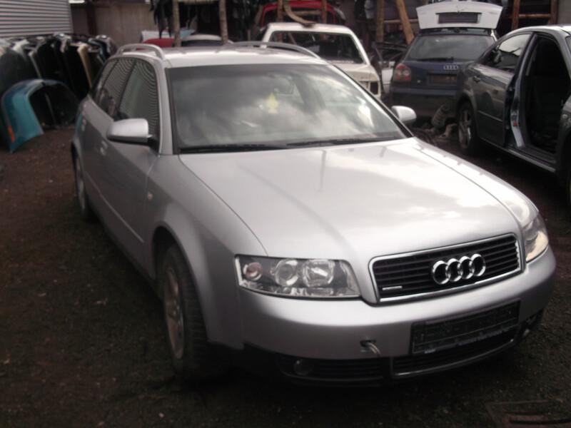 Audi A4 B6 132kw 2002 m dalys