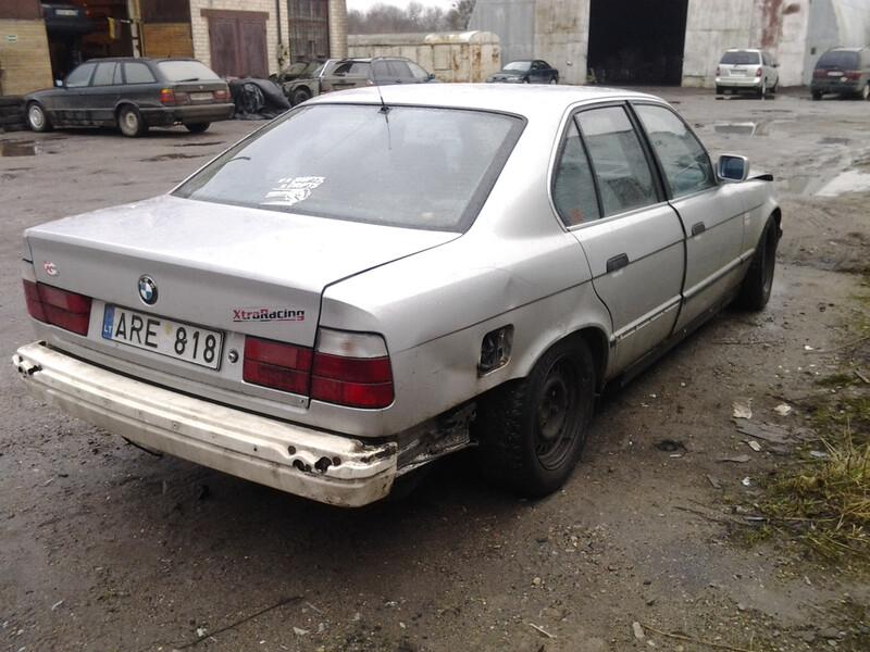 Bmw 535 E34 1989 m. dalys