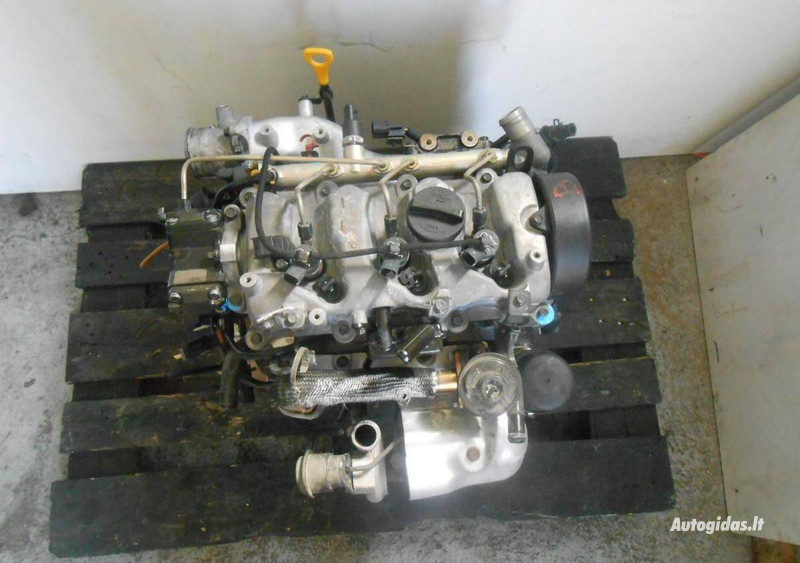 Hyundai Matrix 2003 y parts
