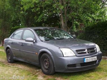 Opel Vectra C 2003 y parts