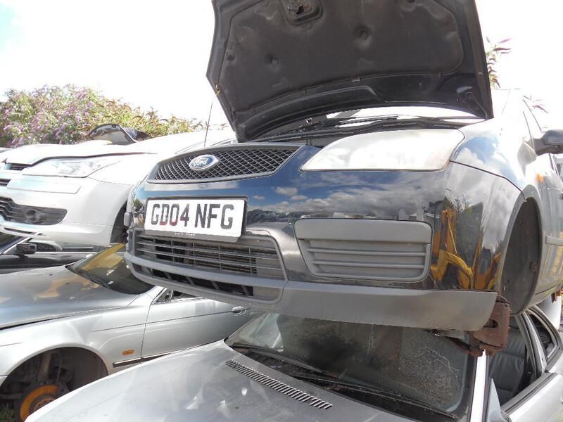 Ford Focus C-Max 2006 m dalys