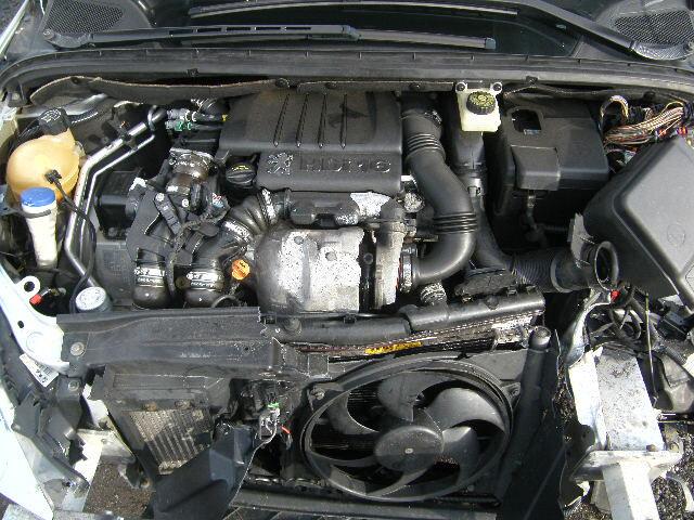Citroen C5 II 2006 m dalys