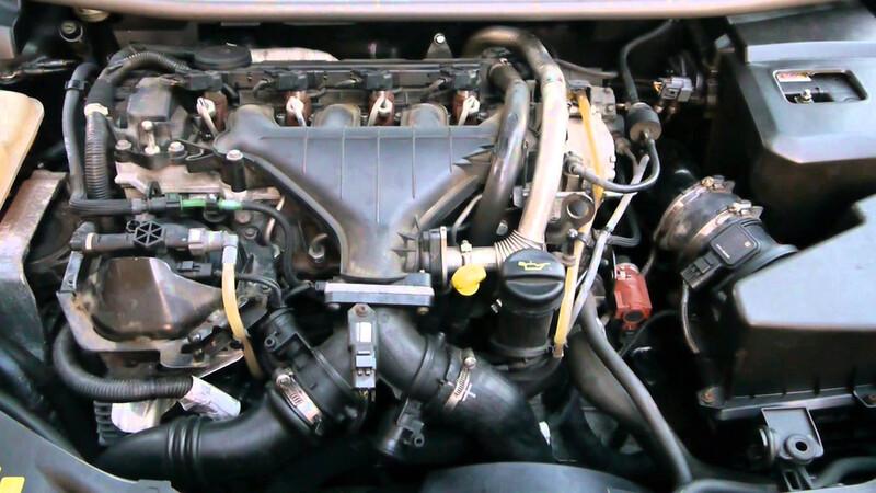 Citroen C5 II 2006 y parts