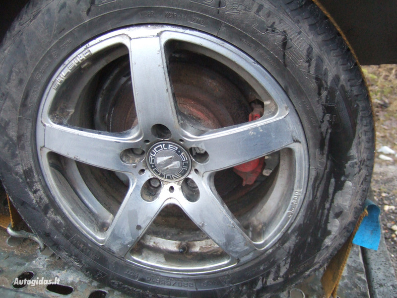 Mercedes-Benz E 220 R16 литые  диски