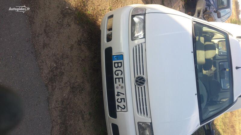 Volkswagen Caddy II 1996 m. dalys