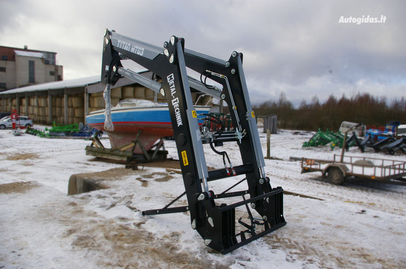 Krautuvai  METAL-TECHNIK Metal-technik 2021 m