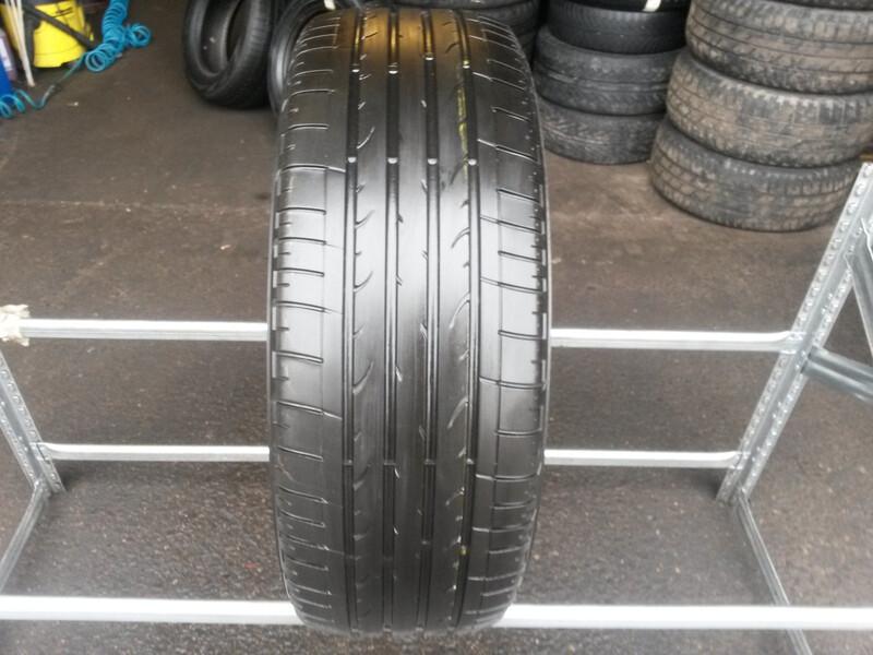 Bridgestone Dueler H/P Sport  R19 vasarinės  padangos lengviesiems
