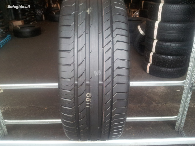 Continental ContiSportContact 5  R19 summer  tyres passanger car