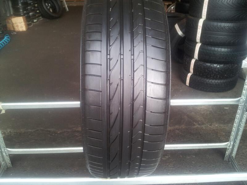 Bridgestone Dualer H/P Sport api R19 vasarinės  padangos lengviesiems