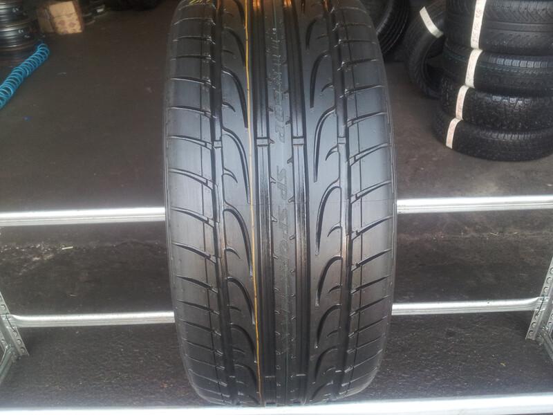 Dunlop SP SPORT MAXX R20 vasarinės  padangos lengviesiems