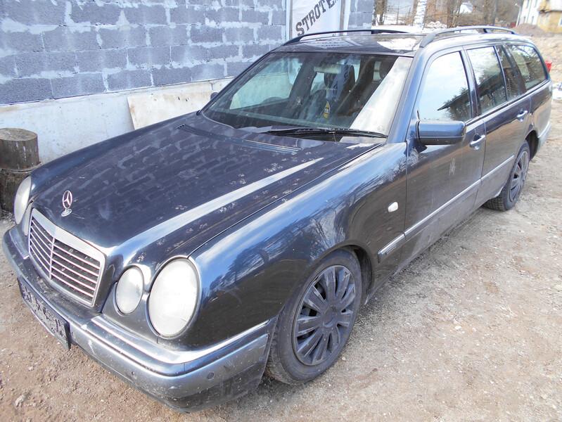 Mercedes-Benz E 300 W210 1998 y. parts