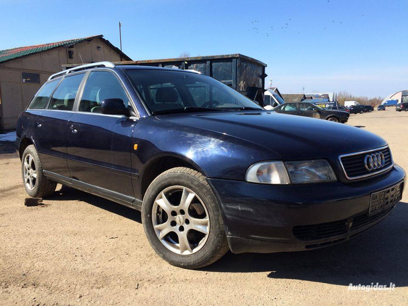 Audi A4 B5 1999 y parts | Advertisement | 1023416340