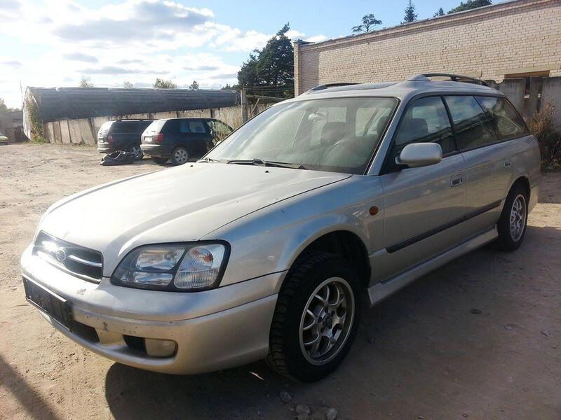 Subaru Legacy III 2000 m dalys