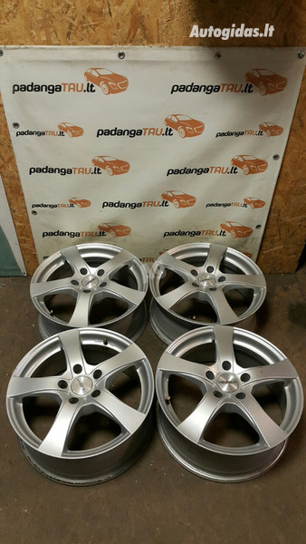 Volkswagen R16 light alloy  rims