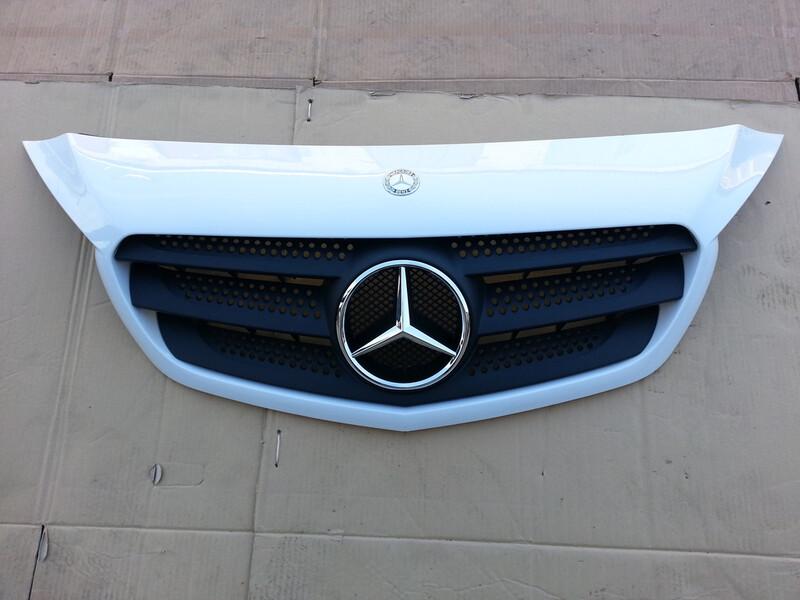 Mercedes-Benz Citan 2013 m dalys
