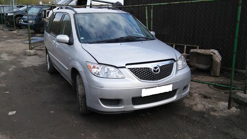 Mazda Mpv 2005 y parts