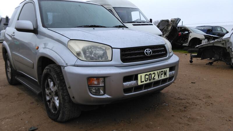 Toyota Rav-4 I 2000 y. parts