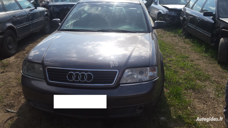 Audi A6 C5 5V 1999 m dalys
