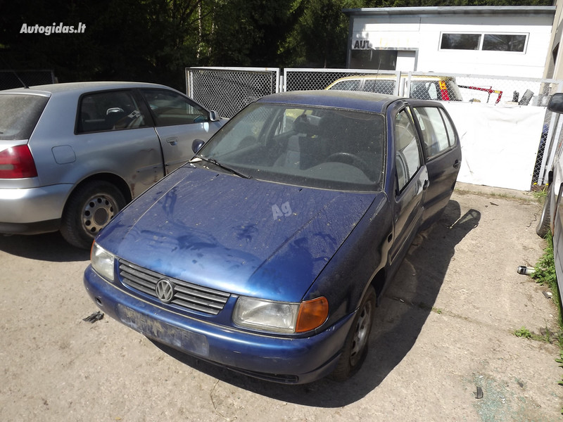 Volkswagen Polo III 1litro geras 1995 y. parts