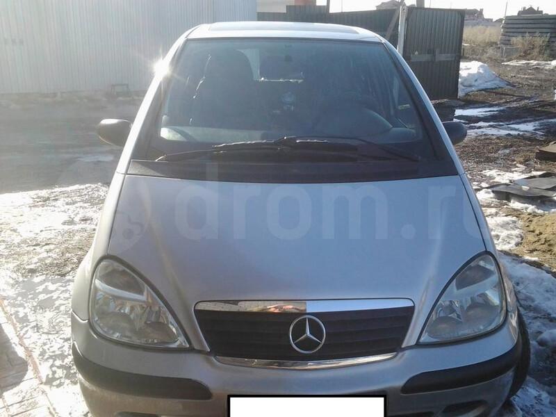 Mercedes-Benz A Klasė cdi 2001 г запчясти