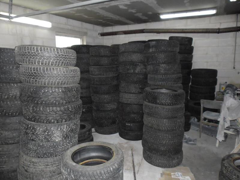 Michelin R18 vasarinės padangos lengviesiems
