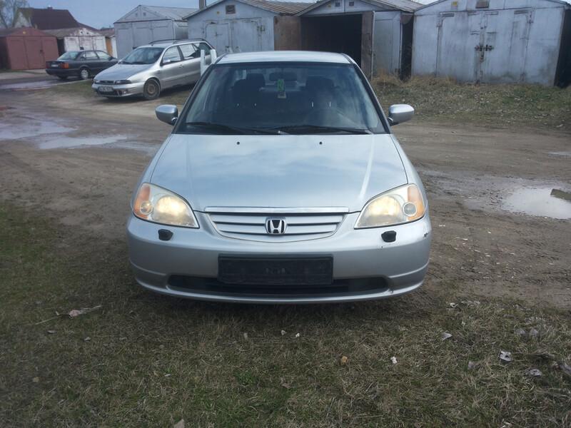 Honda Civic VII 2002 m dalys