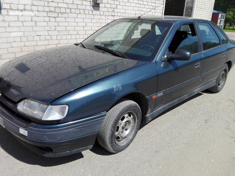 Renault Safrane 1994 y parts