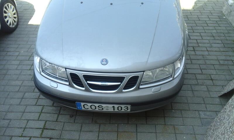 Saab 9-5 2003 y parts