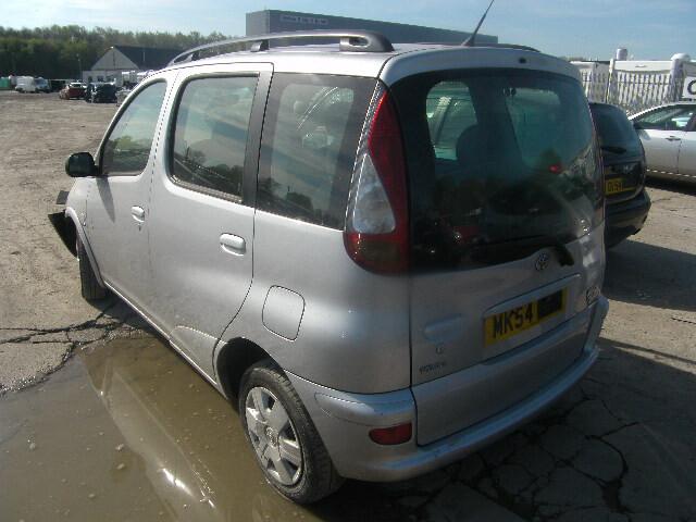 Toyota Verso 2005 m dalys