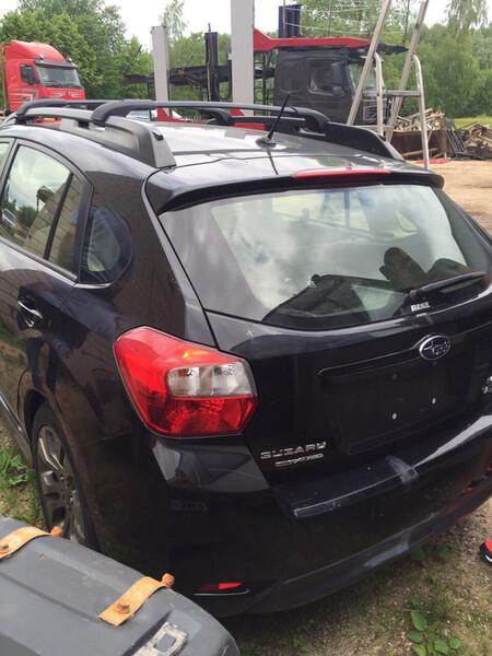 Subaru Xv 2013 m dalys