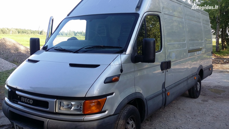 Iveco Daily 2004 г запчясти