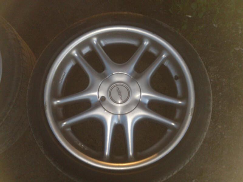 BMW 730 R20 light alloy  rims