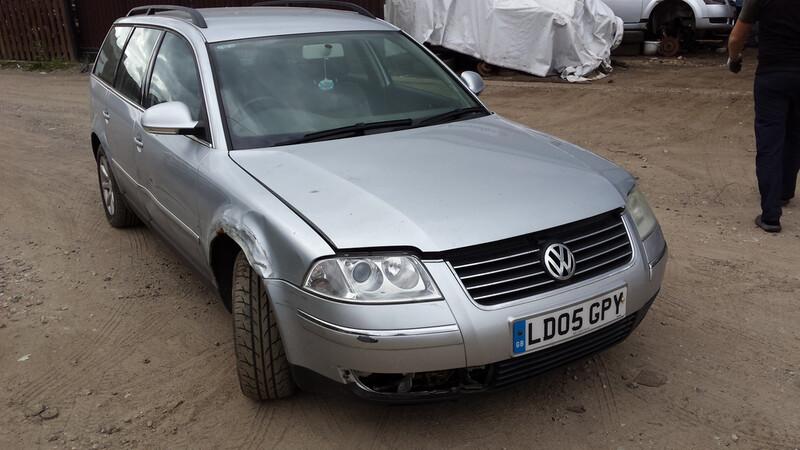 Volkswagen Passat B5 FL ALT  2003 m. dalys