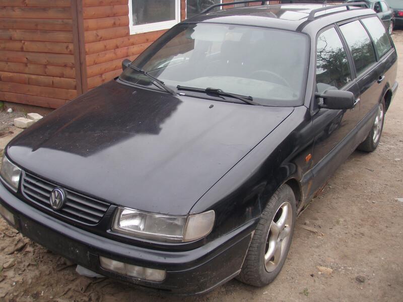Volkswagen Passat B4 1996 г запчясти