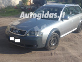 Audi A6 Allroad C5 2001 m. dalys