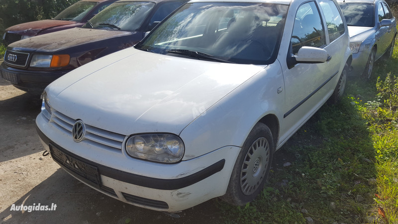 Volkswagen Golf IV 1998 y. parts