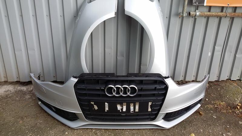 Audi A5 2012 m dalys