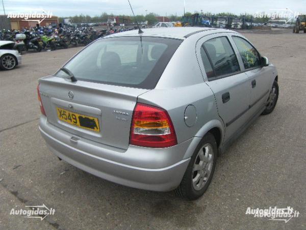 Opel Astra I 2000 y. parts